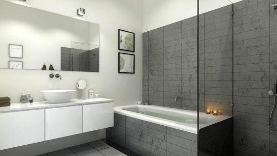Quelles sont les normes en termes d'électricité dans une salle de bain ?