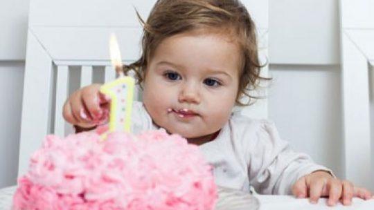 Comment organiser le premier anniversaire de son enfant ?