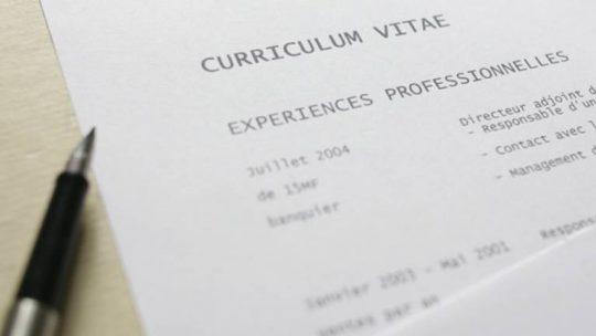 Quel est l'intérêt de mettre un CV en ligne ?