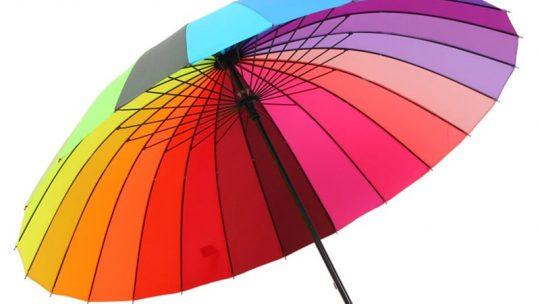 Où pourrons-nous nous procurer d'un parapluie original, tendance et au diapason de la mode ?
