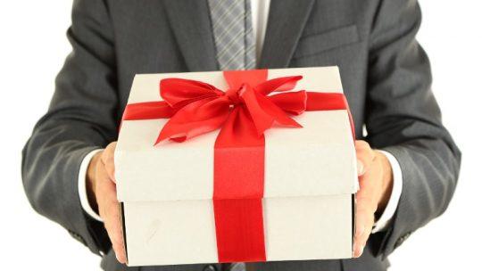 Quel présent offre-t-on dans le domaine professionnel ?