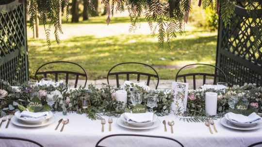 Pourquoi opter pour un style champêtre en matière de décoration de mariage ?
