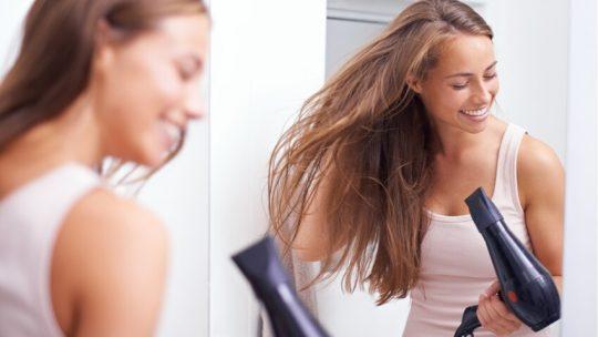 Pourquoi est-il important de sécher nos cheveux ?