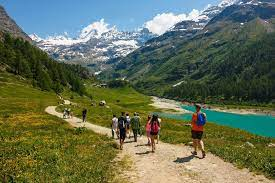 Quel est l'intérêt de recourir à des vacances en montagne ?