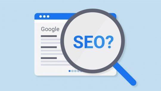 En quoi consiste un référencement positionnement sur le moteur de recherche Google ?