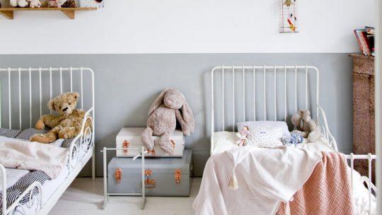Quelles sont les dernières tendances en matière d'aménagement d'une chambre d'enfants ?